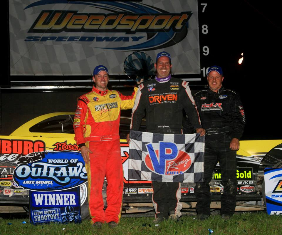 Top Superior State Cars Of World Leaders: Clanton Completes Empire State Sweep With Weedsport